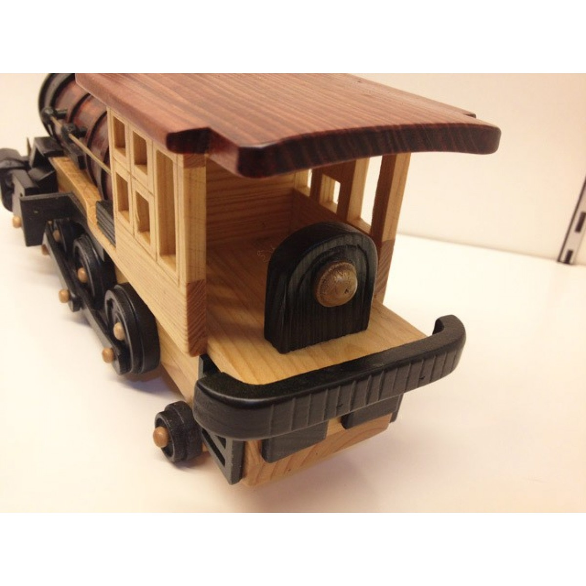 how to make steam engine train at home