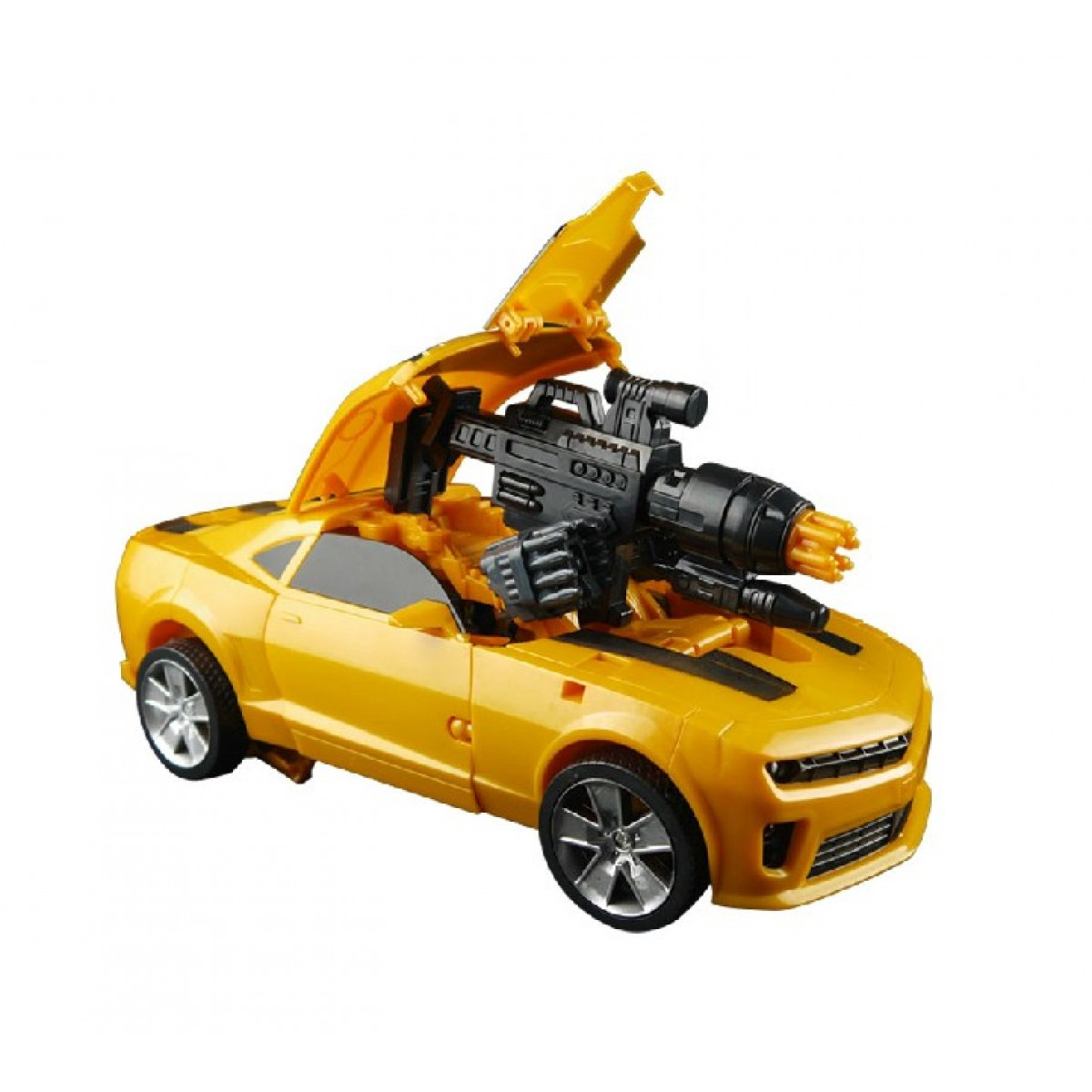 Cheap Transformation Robot Human Alliance Bumblebee with