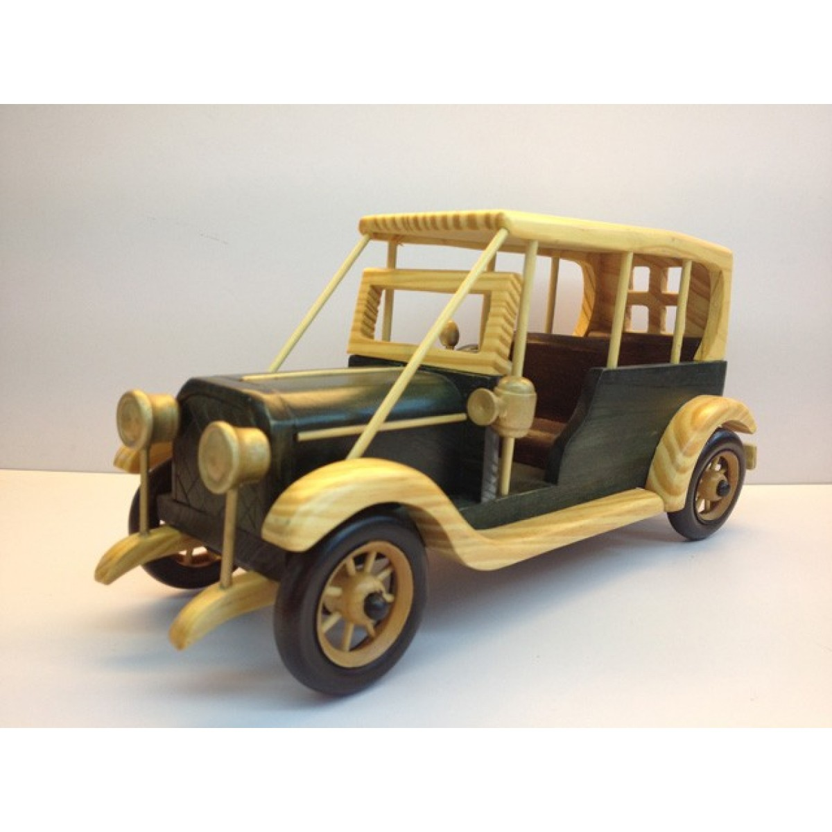 Cheap Handmade Wooden Decorative Home Accessory Vintage Car Classic ...