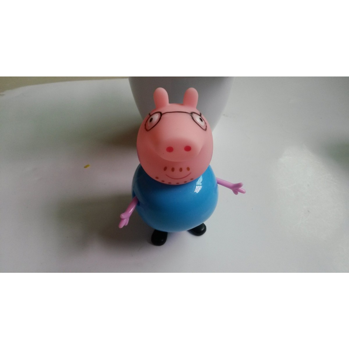 Best Peppa Pig Toys : Cheap peppa pig family figure toys action figures pcs lot